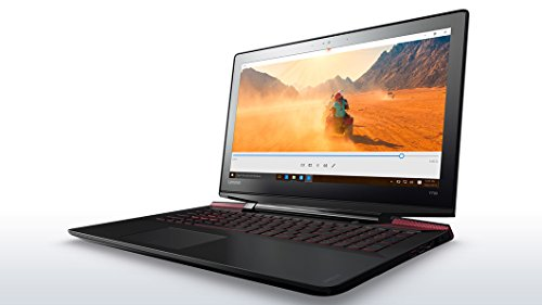 Lenovo Ideapad Y700-15 Touch - 80NW0015US Laptop Computer - Black - 6th Generation Intel Core i7-6700HQ (2.60GHz 1600MHz 6MB)