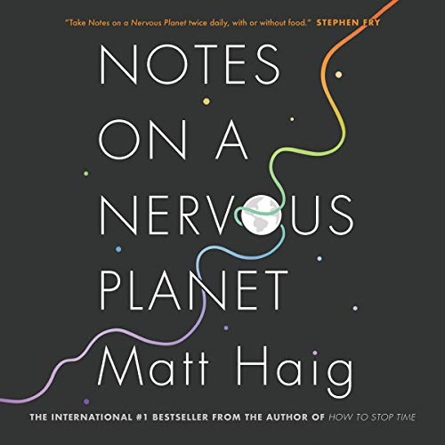 Notes on a Nervous Planet audiobook cover art