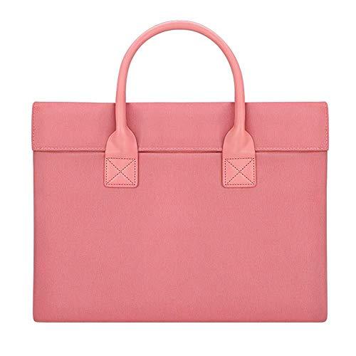 oinna Bolso de mano para portátil, bolso de mano, maletín de negocios, multifunción, mochila de viaje, apto para portátiles de 41 x 31 x 3,5 cm