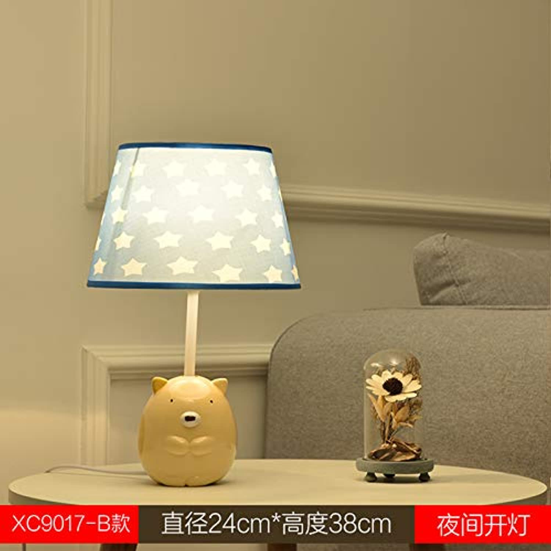 Agorl Einfache moderne wohnzimmer wohnzimmer kreative nordische studie schlafzimmer nachttischlampen, rote XC9017-B modelle, druckschalter