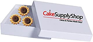 Best sunflower sugar decorations Reviews