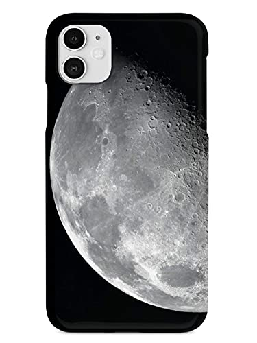 The Moon-Outer Space Photograph Assorbimento degli Urti e Anti-Graffio iPhone 12/11 Pro Max 12 mini SE X/XS Max XR 8 7 6 6s Plus Custodie per Telefoni