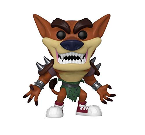 Funko Pop! Figura De Vinil Games: Crash Bandicoot - Tiny Tiger