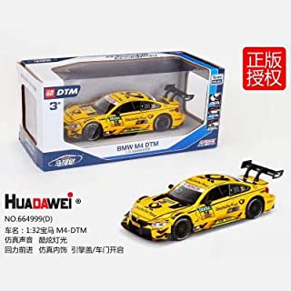 Diecasts Toy Vehicles Diecast Alloy Car Model Toys with Pull Back Function Electronic Toy with Simulation Light and Music for Kid Gift