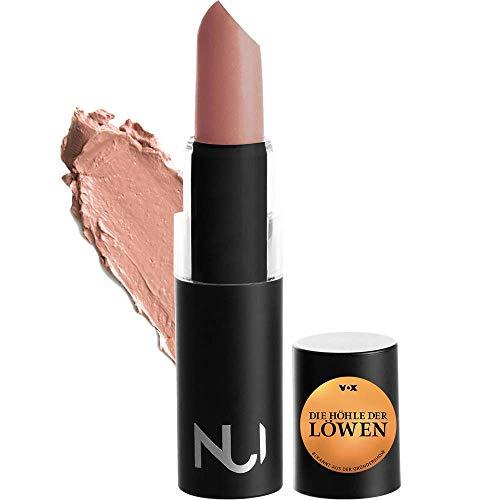 NUI Cosmetics Naturkosmetik vegan natürlich glutenfrei - Natural Lipstick PANIA Lippenstift mit hellem Pfirsich Orange Farbton