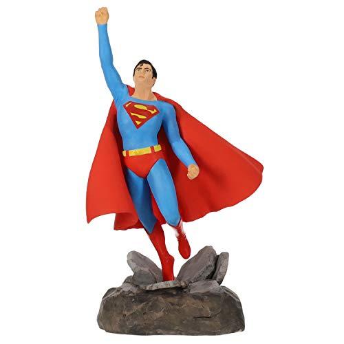 Hallmark Keepsake Christmas 2019 Year Dated DC Comics Christopher Reeve as Superman Musical Ornament (Plays Theme