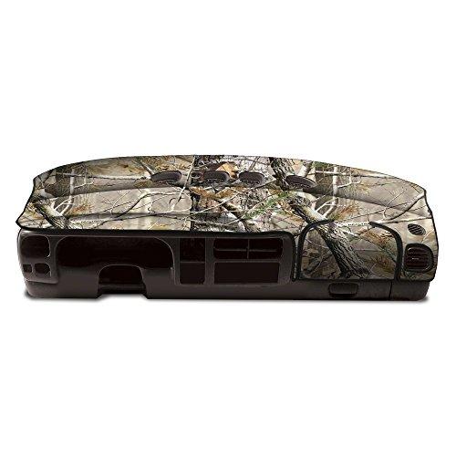 Coverking Custom Fit Dashboard Cover for Select Toyota Pickup Models - Velour (AP)