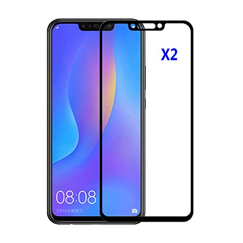 Kepuch 2 Pacotes Vidro Temperado Protetor de Tela para Huawei P Smart Plus/Nova 3I/P Smart+ 2019
