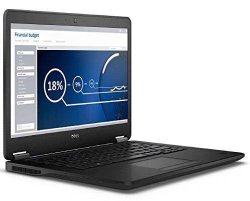 Dell 7450-6853 LATITUDE E7450-6853 35,56 cm (14,0 Zoll) Laptop (Intel Core I7-5600U, 2,6GHz, 8GB RAM, 256GB HDD, Win 7 Professional) schwarz
