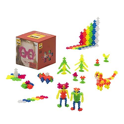 Plus-Plus - Juego de construcción para niños de 600 piezas , color/modelo surtido