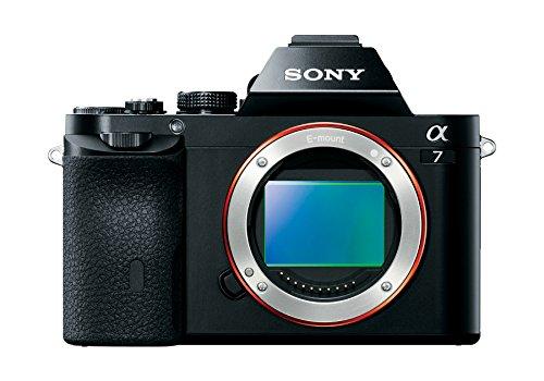 Sony a7 Full-Frame Mirrorless Digital Camera -...