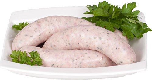 Waldfurter Schlesische Weißwurst gebrüht 0,8 Kg