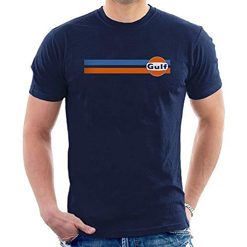 Gulf Steve McQueen T-Shirt Racing is Life Lee Mans Porche D16