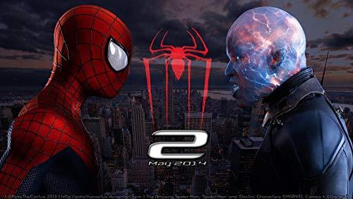 PRWJH Legpuzzel Houten 1000 Stuks, Spiderman Movie Art Puzzels, voor Volwassenen Puzzelspeelgoed Kinderen Tieners Geschenken Woondecoratie