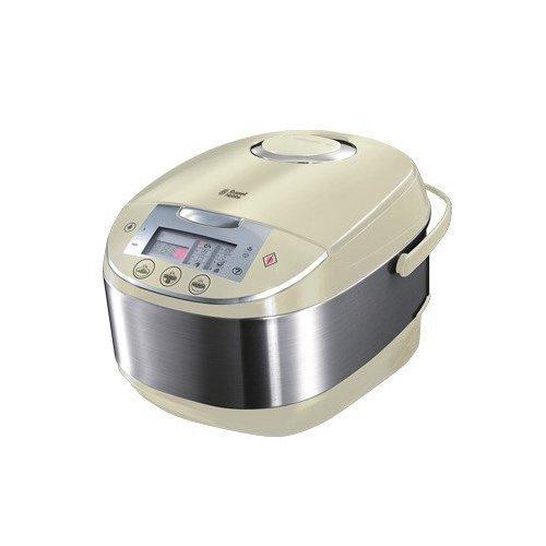 Russell Hobbs 21851 Cook@Home Multicooker Kochgerät 900 Watt, 5 l Beige