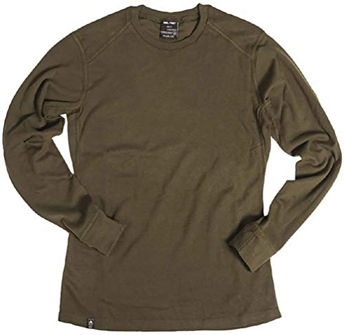 Maillot flammh. iSO11612 long olive 3XL Olive - Vert olive