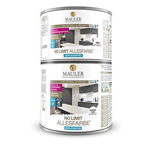 Mauler No Limit - Pintura de efecto hormigón (1,5 L) Decoración.