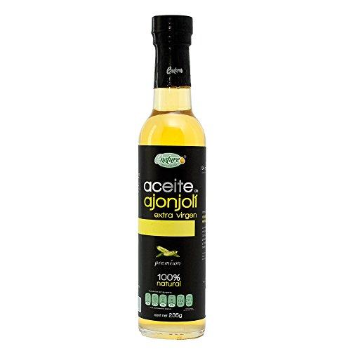 Enature Aceite de Ajonjolí Extra Virgen, 235 g