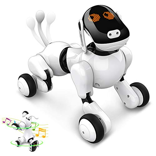 Smart Robot Dog Toy, Interactive...