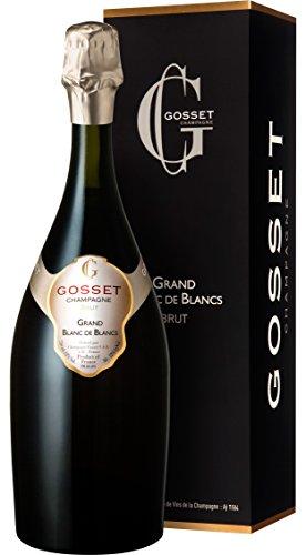 Gosset Champagne Grand Blanc de Blancs Brut Champagner (1 x 0.75 l)