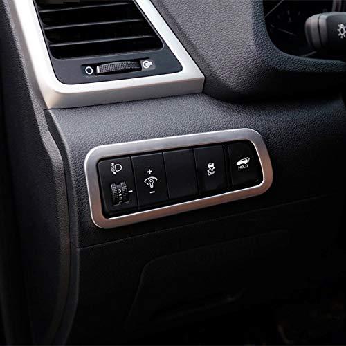 para Tucson 2016-2019 Interior Faro botón Interieur