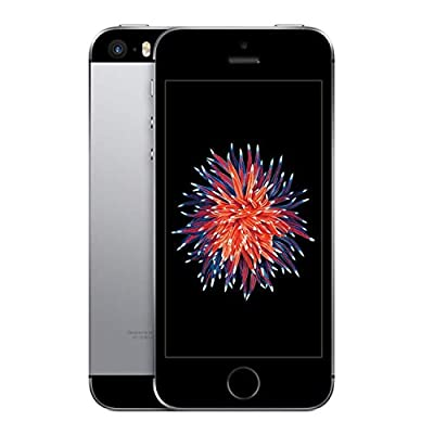 Apple iPhone SE, 16GB, Space Gray - For AT&T / T-Mobile (Renewed)
