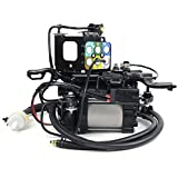 Air Suspension Compressor w/Bracket 68204730AH Replacement for Jeep Grand Cherokee 3.6L V6 5.7L 6.4L V8 2011-2020 Part# 68041137AD 68041137AE 68041137AF GELUOXI
