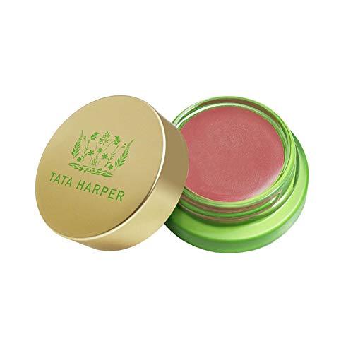 Tata Harper Cheek Tint - Very Popular, Rosy Pink Anti-Aging Neuropeptide Cream Blush, 100% Natural, Made Fresh in Vermont, 4.5 g