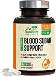 Best Blood Sugar Supports - Blood Sugar Support Supplement - 20 Herb Review