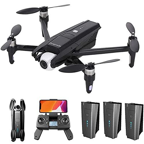 rzoizwko Drone, Drone GPS con cámara 4K HD para Adultos, Drone WiFi...
