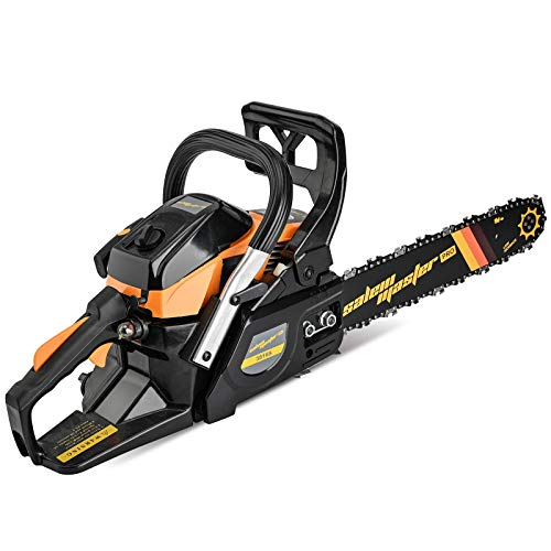 SALEM MASTER Gas Chainsaw 38CC 2-Cycle Small...