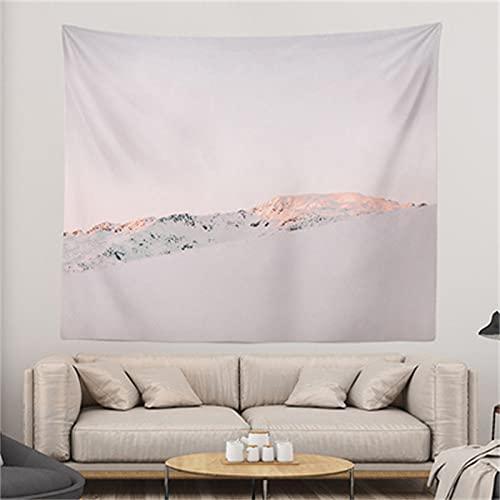 YYRAIN Misty Forest Tapestry Toalla De Playa Multifuncional Decoración del Hogar Ropa De Cama Cubierta De Cama 180cm x 230cm{Width×Height} C