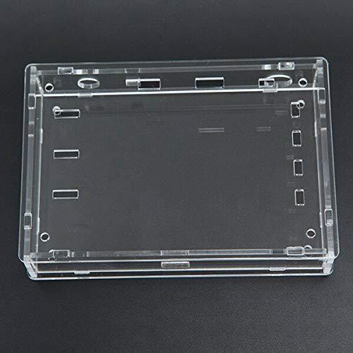 hgbygvuy Custodia per abitazioni in Fogli acrilici da 3pcs CobWebby per oscilloscopio s