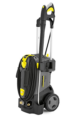 Kärcher HD 5/15C Plus Upright Electric 500L/H 2800W Black, Yellow Pressure Washer–Pressure Washers (Upright, Electric, Black, Yellow)