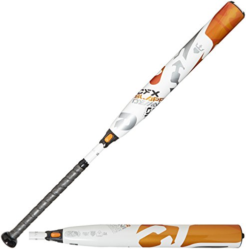 DeMarini 2018 CFX Slapper -10 Fast Pitch Bat, 34'/24 oz