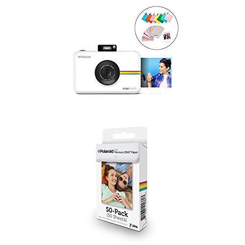 Cámara instantánea Snap Touch 2.0 de Polaroid