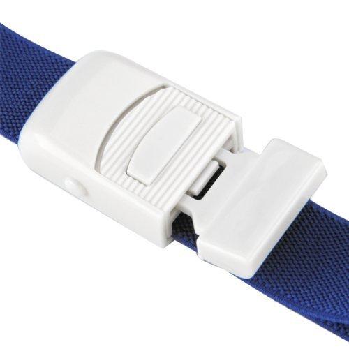 Lsv-8 Venenstauer Stauschlauch Stauband Staubinde Tourniquet Stauer 46CM Blau