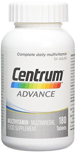 Centrum Advance Multivitamins & Minerals Tablet, 180 each