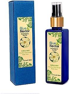 Blue Nectar Chamba Wild Nargis Body Mist for long lasting freshness and aromatic body odor (100 ml)