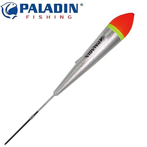 Paladin Forellen-Schlepp-Pose mit Carbonstab - Schlepppose zum Forellenangeln, Angelpose für Forellen Forellenpose für Forellensee, Länge / Tragkraft:15.5cm - 5g