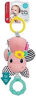 Infantino - Shake & Pull Jittery Pal - Hippo