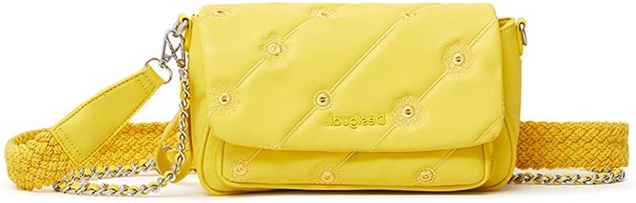 Desigual Across Body Bag, Yellow
