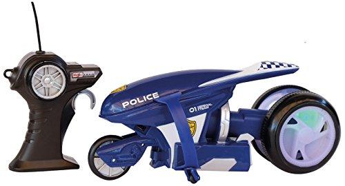 Maisto-82066P Moto de Policía con Radio...