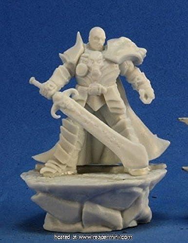 Bones Male Antipaladin Miniature Reaper by Reaper