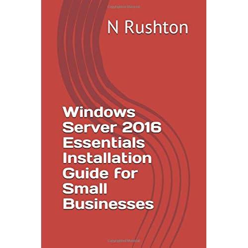 Windows Server Essentials: Amazon com