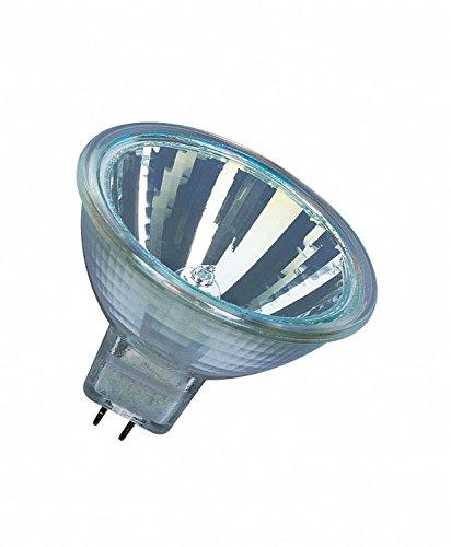2950 K 35 W Confezione da 2 2 unit/à Osram Lampada Alogena GU5.3