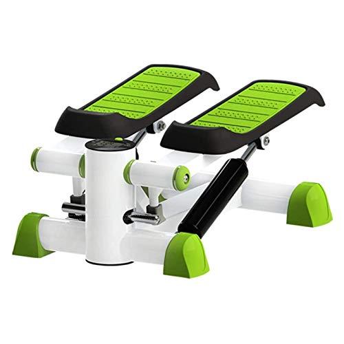 ZLQBHJ Máquinas de Step, Máquinas de Paso doméstico Mute Stepper Multi Function Pedal Interior Deportes Stepper Piernas Fitness Mini Paso a Paso
