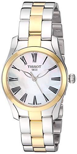 Tissot T112.210.22.113.00 - Reloj de pulsera de cuarzo para mujer