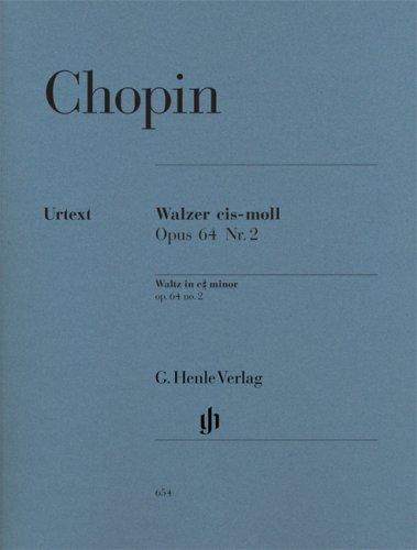 Valse Op.64/2 do# min. - Piano