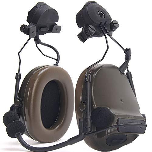 Z-TAC Tactical Headset Z051 + Wendy drehbarer Adapter Z149 Geräuschunterdrückung Sound Collection G:1 non-mil-spec olivgrün